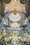 Mesquita nova em Fatih, Istambul Foto de Stock Royalty Free
