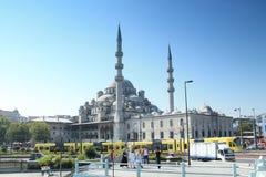 Mesquita nova em Istambul Imagens de Stock