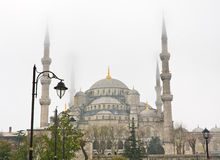 Mesquita nova (Yeni Cami,), Istambul Imagem de Stock Royalty Free