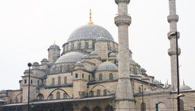 Mesquita nova (Yeni Cami, Yeni Camii), Istambul Fotografia de Stock