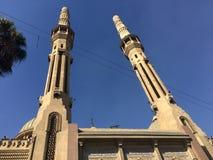 Mesquita o Cairo Imagem de Stock Royalty Free