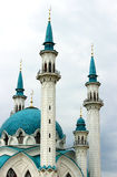Mesquita Qol Sharif, Kazan, Rússia Imagens de Stock Royalty Free