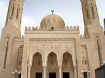 Mesquita religiosa em Egipto Fotografia de Stock