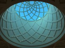 Mesquita UAE Fotos de Stock Royalty Free