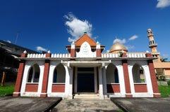 A mesquita velha de Masjid Jamek Jamiul Ehsan a K um Masjid Setapak foto de stock