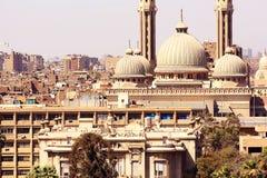Mesquita velha no Cairo foto de stock royalty free