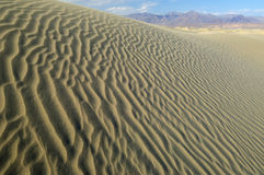 Mesquite Flat Sand Dunes Stock Images