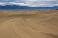 Mesquite Flat Sand Dunes Royalty Free Stock Photos