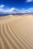 Mesquite Flat Sand Dunes Royalty Free Stock Photos