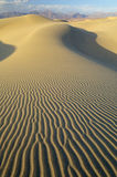 Mesquite Flat Sand Dunes Stock Image