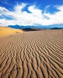 Mesquite Flat Sand Dunes Stock Photo