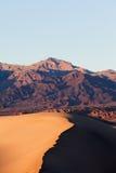 Mesquite Sand Dunes Death Valley NP CA US Stock Photos