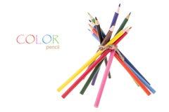 Mess binding pencil Stock Images
