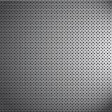 Mess chrome metal pattern texture grid carbon Stock Photo