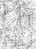 Mess Vectorized dello Splatter illustrazione di stock