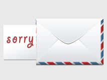 Message Royalty Free Stock Photography