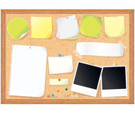 Message Board Royalty Free Stock Image
