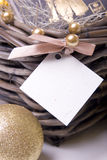 Message card Royalty Free Stock Images
