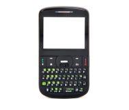 Message de téléphone portable Photographie stock