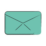 Message envelope email communication Royalty Free Stock Photos