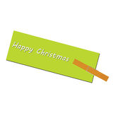 Message for the holiday clip Stock Images