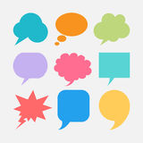 Message icon great for any use. Vector EPS10. Stock Photo