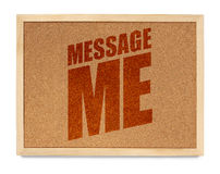 Message Me Stock Photos