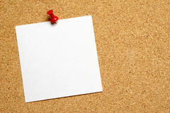 Message Note Royalty Free Stock Photo