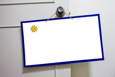 Message notic Board Royalty Free Stock Images