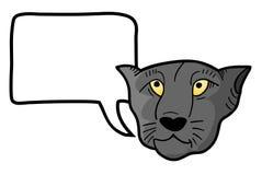 Message panther Stock Photos