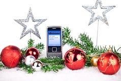 Message for Santa North Pole Stock Photos