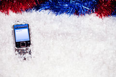 Message to Santa claus Royalty Free Stock Photo
