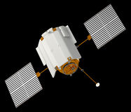Messaggero del veicolo spaziale Immagini Stock Libere da Diritti
