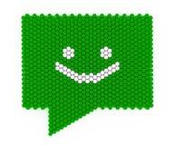 messaggio Immagine Stock