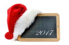 Messaggio per le feste 2017 Immagini Stock