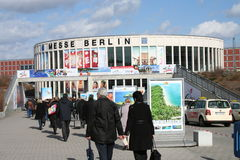 Messe Berlin Stock Photography