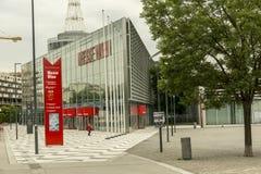 Messe Wien / Trade Fair of Vienna Stock Photo