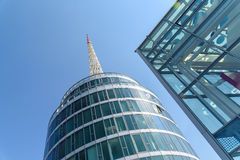 Messe Wien (The Trade Fair Of Vienna) Building In Vienna Royalty Free Stock Photo