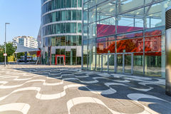 Messe Wien (The Trade Fair Of Vienna) Building In Vienna Stock Image