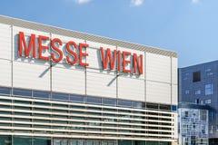Messe Wien (The Trade Fair Of Vienna) Building In Vienna Stock Photo