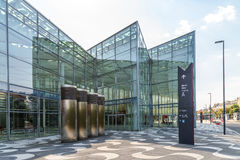 Messe Wien (The Trade Fair Of Vienna) Building In Vienna Royalty Free Stock Images
