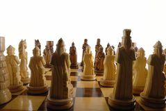 Messenger pawn Stock Image