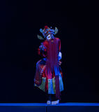 """The messenger of Zhong Kui-Record of Southern Bough-jiangxi opera""""four dreams of linchuan"""" Stock Photos"""