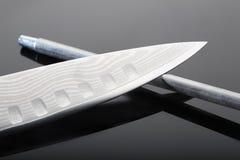 Messer lizenzfreie stockfotografie