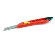 Messer für Papier Lizenzfreies Stockfoto