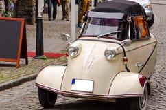 Messerschmidt bąbla samochód zdjęcia stock