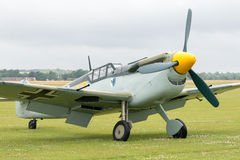 Messerschmidt bf109 Stock Photography