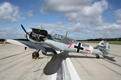 Messerschmidt 109 Stock Photo