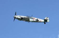 Messerschmitt Bf-109 Royalty Free Stock Photo