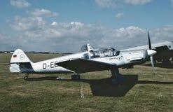 Messerschmitt Bf 106B na pokazie w 1995 Zdjęcie Stock